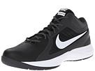 Nike The Overplay VIII (Black/White/Anthracite/Dark Grey)