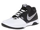Nike Air Visi Pro V (White/Metallic Silver/Black/Anthracite)