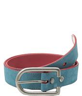 Original Penguin - Solid Suede Leather Belt