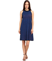 M Missoni - Micro Vertical Fan Stitch Dress
