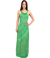 M Missoni - Spacedye Serpentine Stitch Maxi Dress