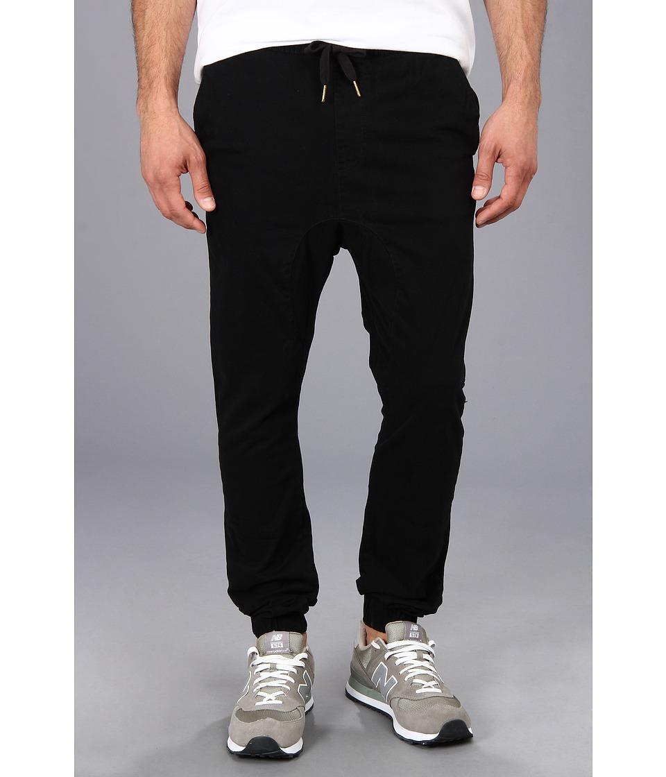 Zanerobe Sureshot Chino Pant Black Mens Casual Pants