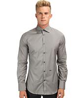 DSQUARED2 - Stretch Poplin Button Up Shirt