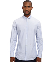 DSQUARED2 - Cotton Stripe Button Up Shirt