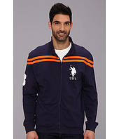 U.S. POLO ASSN. - Chest Stripe Track Jacket