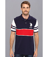 U.S. POLO ASSN. - Big Pony Chest Stripe Polo