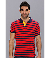 U.S. POLO ASSN. - Stripe Slub Polo