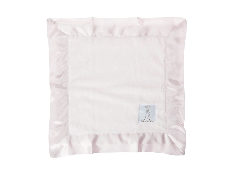 Little Giraffe Luxe Baby Blanky (Pink) Sheets Bedding