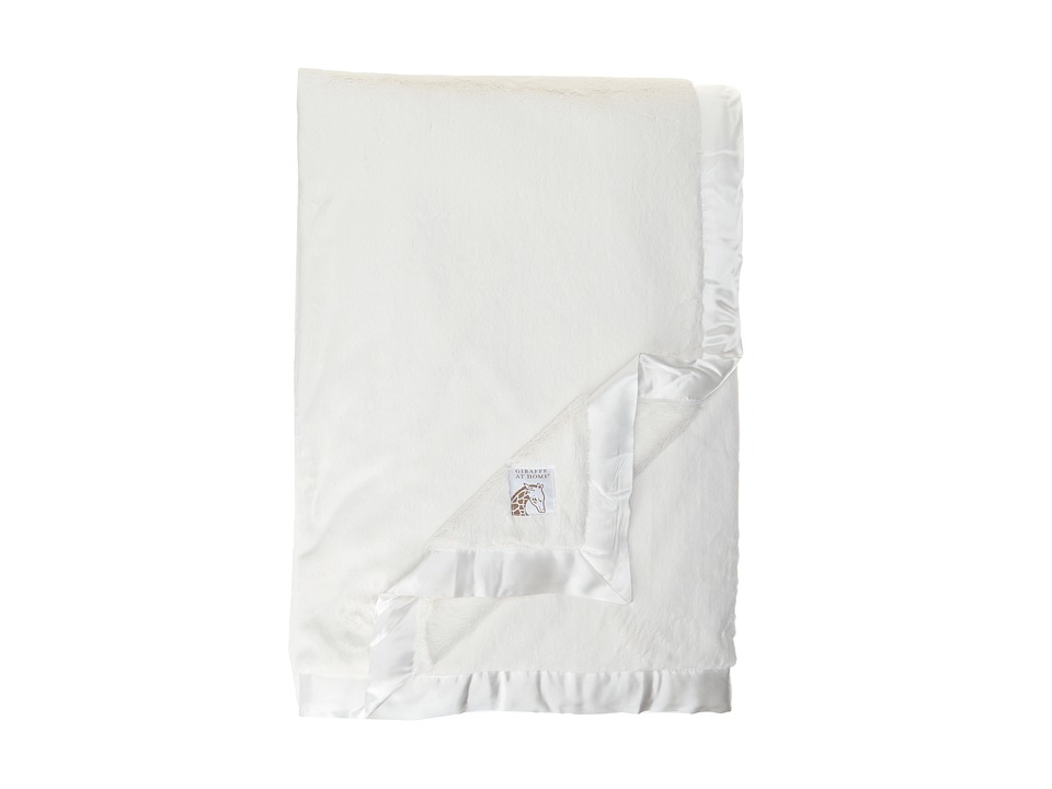 Little Giraffe Luxe Adult X-Large Throw (Cream) Sheets Be...