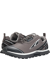 Altra Zero Drop Footwear - Lone Peak 2 WP