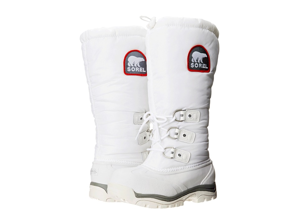 SOREL Snowlion XT (White/Red Quartz) Women