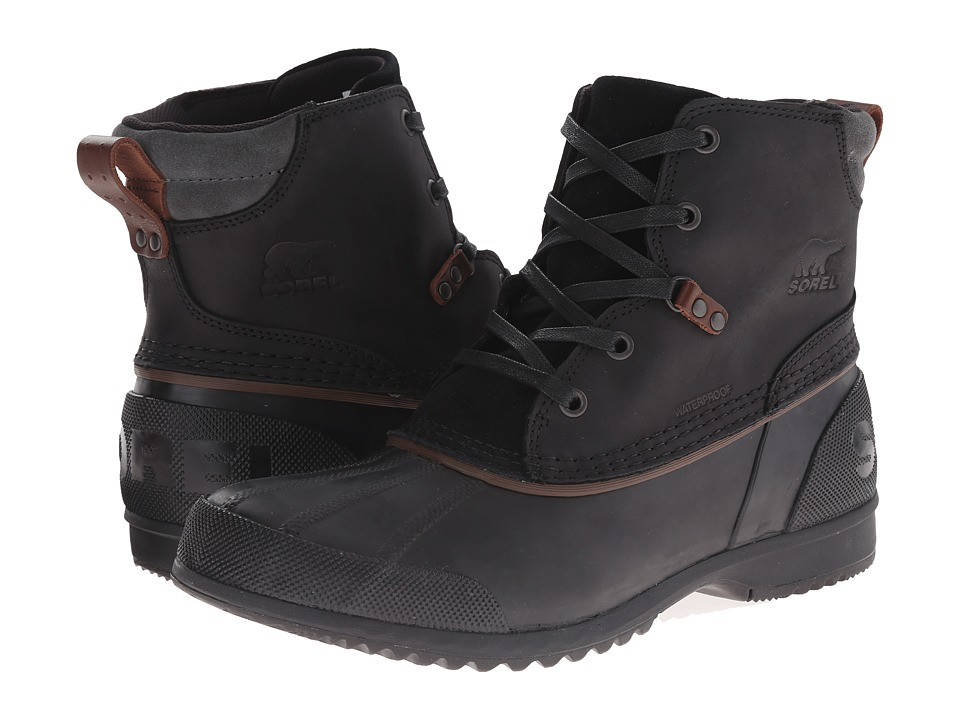 SOREL - Ankeny (Black/Grill 2) Men