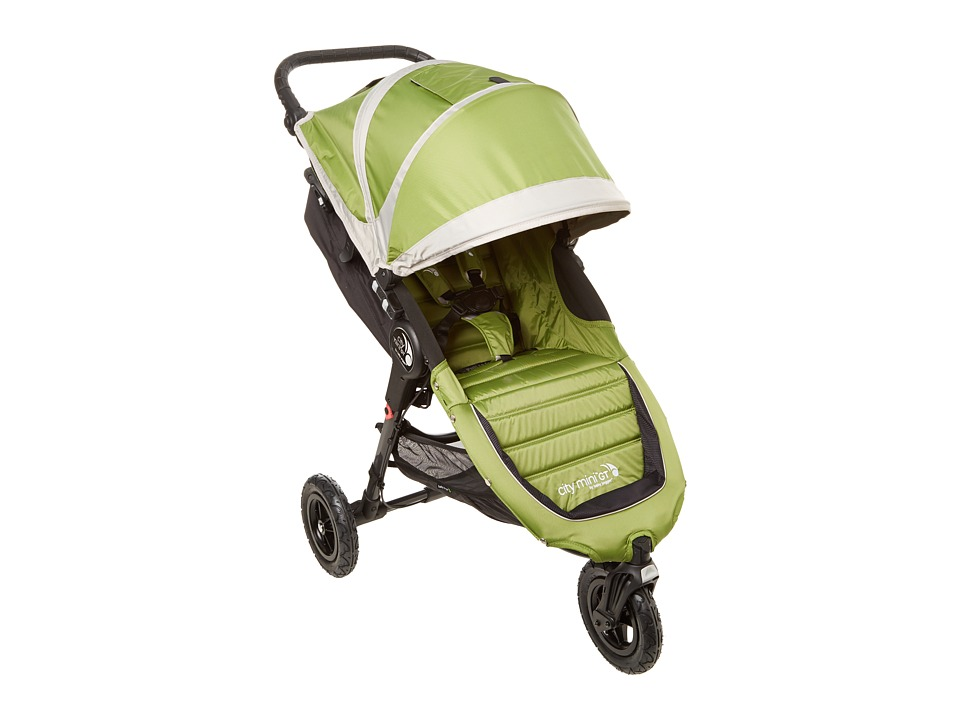 Baby Jogger City Mini GT Single Lime/Gray Strollers Travel