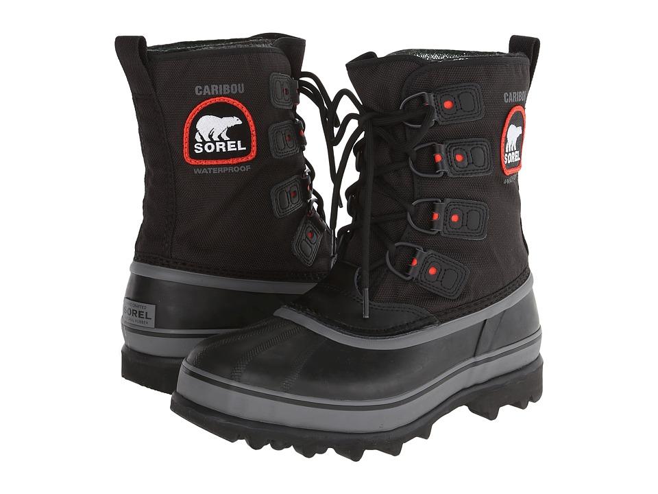 SOREL - Caribou tm XT (Black) Mens Boots