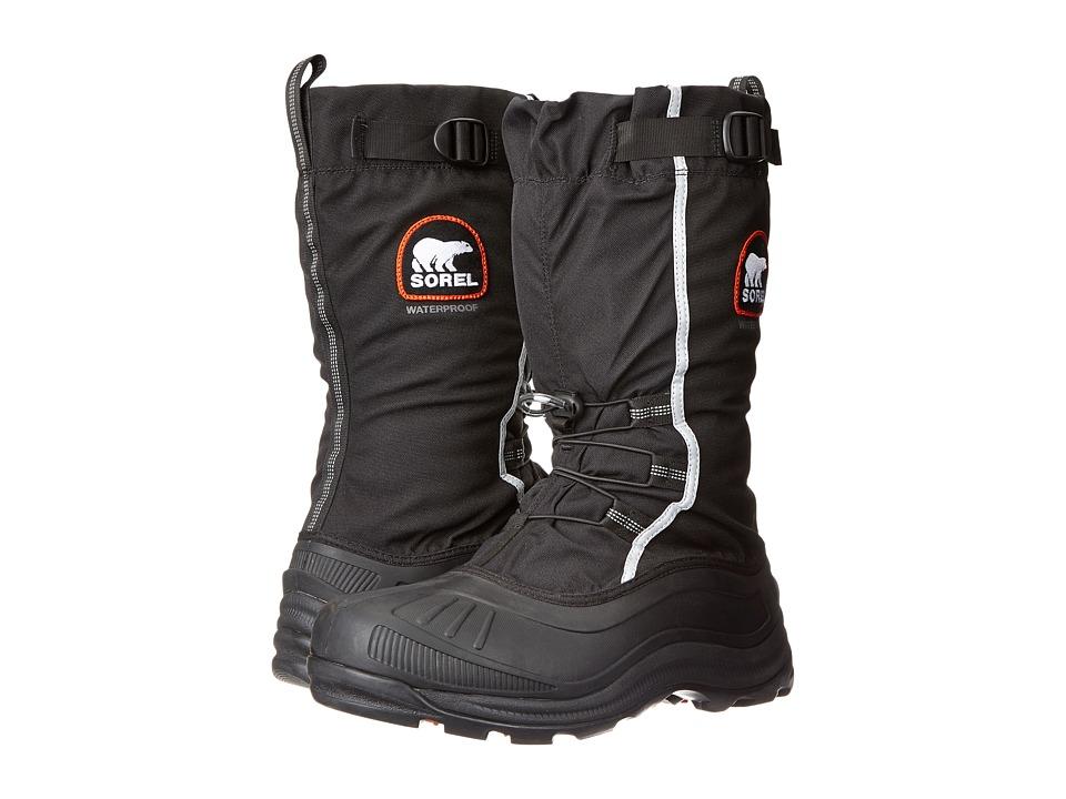 Sorel Alpha Pactm XT (Black/Red Quartz) Men's Boots