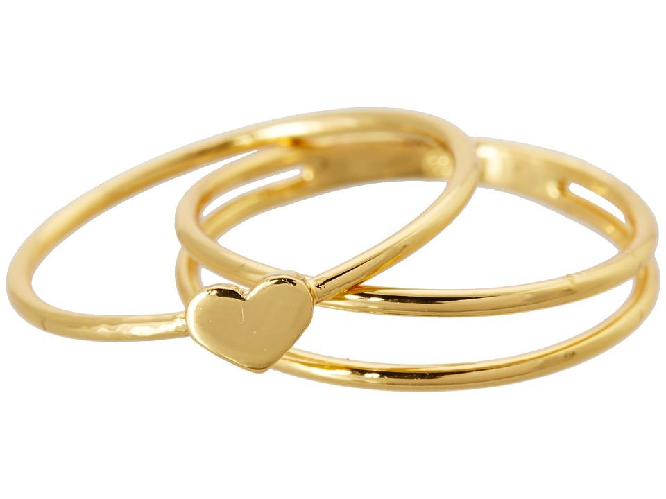 gorjana Carina Midi Ring Gold Ring