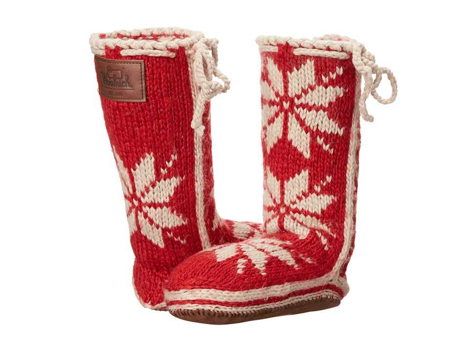 Woolrich Chalet Sock (Amaryllis) Slippers