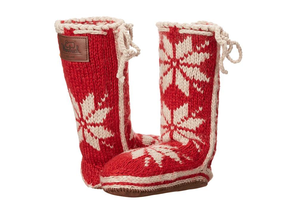 Woolrich Chalet Sock (Amaryllis) Women