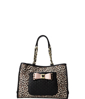 Betsey Johnson - Be My Honey Buns E/W Tote