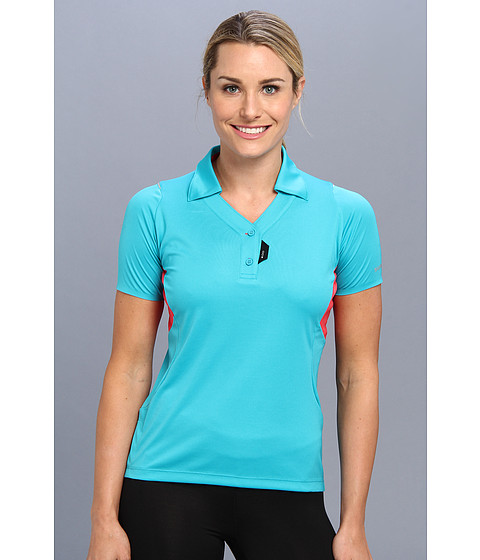 Shimano Polo Shirt Emerald Green