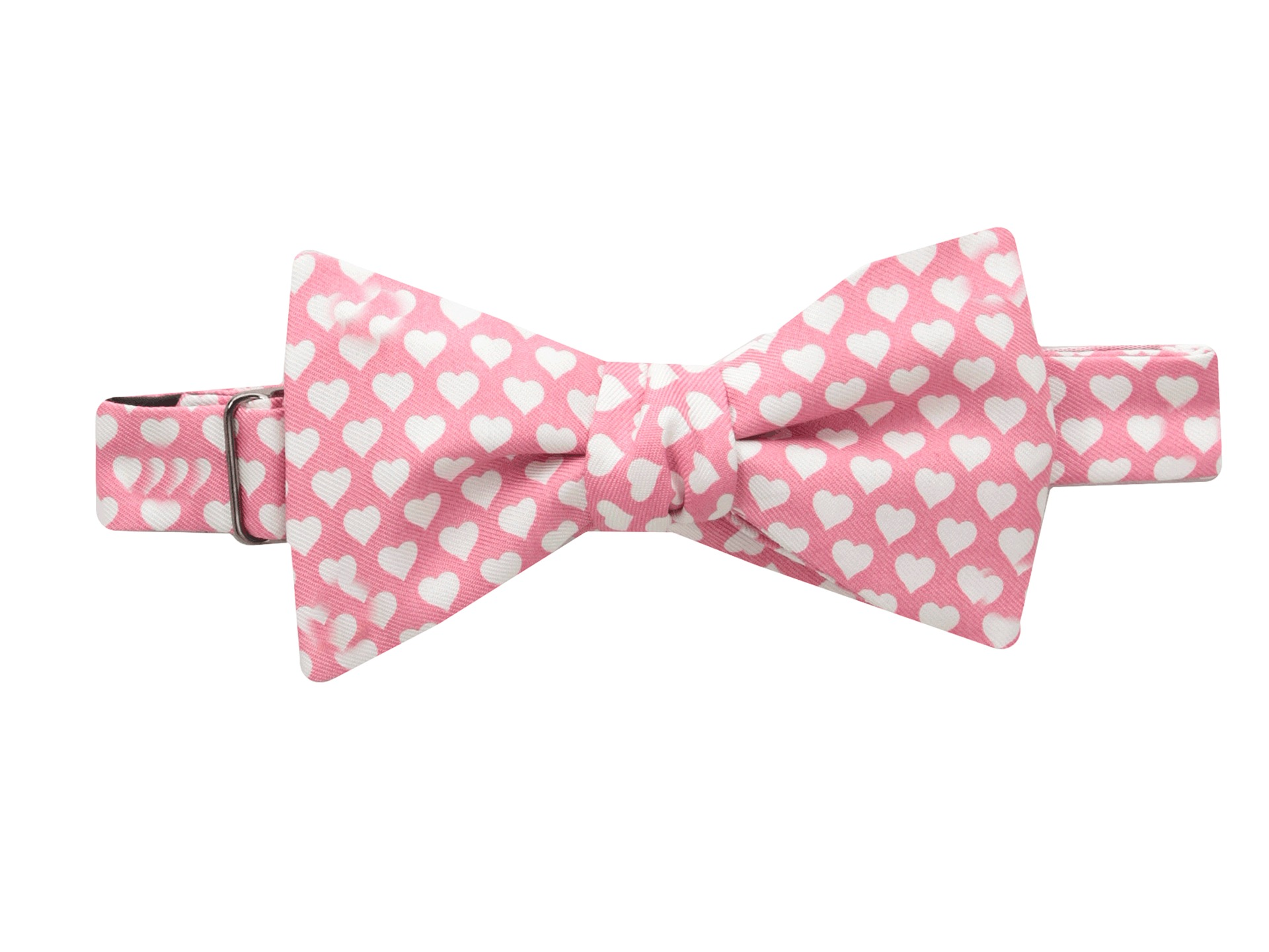 Vineyard Vines Hearts Printed Bow Tie Light Pink   Shipped ...