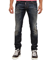 DSQUARED2 - Black Wash Slim Jean