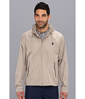 U.S. POLO ASSN. - Fleece Lined Golf Jacket with PU Piping