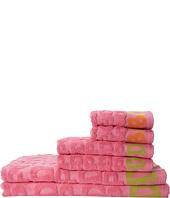 Kassatex - Bambini ABC 6 Piece Towel Set