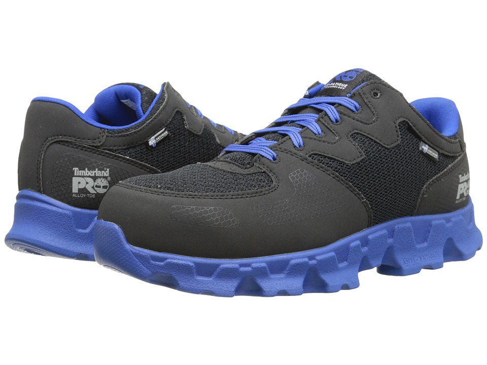 Timberland PRO Power Train ESD (Black/Blue) Men