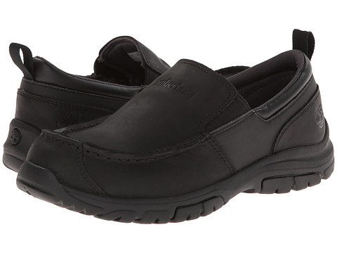 Timberland Kids Discovery Pass Slip-On (Big Kid) - Black