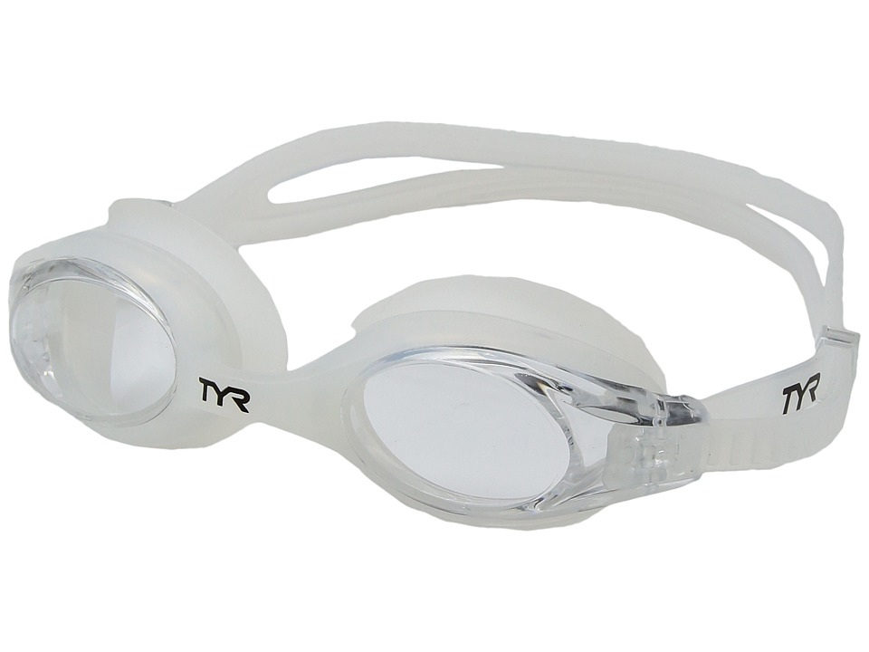 TYR Big Swimple Goggles Clear Water Goggles