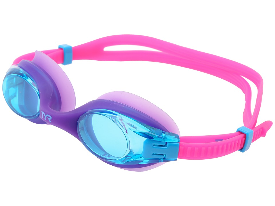 TYR Big Swimple Goggles Berry Fizz Water Goggles