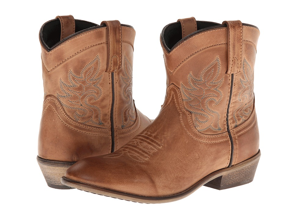 Dingo Willie (Tan) Cowboy Boots