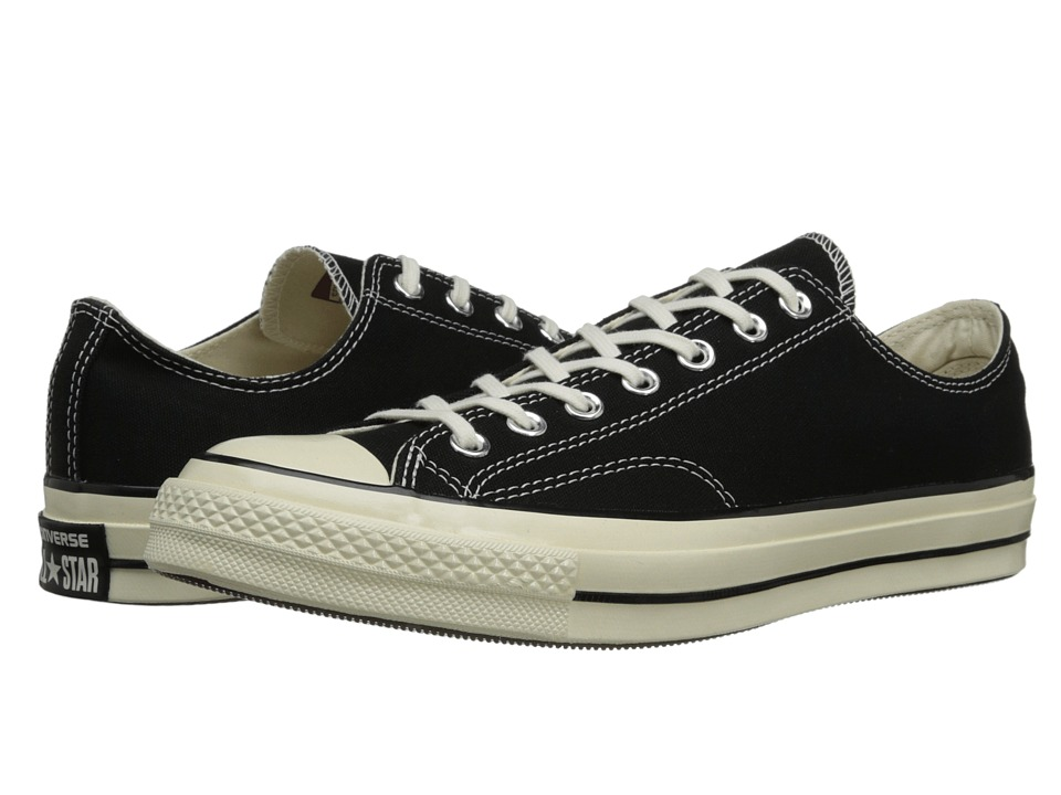 Converse Chuck Taylor All Star 70 Ox Black Athletic Shoes