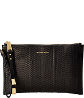Michael Kors Collection - Harlow Large Zip Clutch