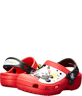 Crocs Kids - Mickey Paint Splatter (Toddler/Little Kid)