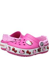 Crocs Kids - CrocsLights Hello Kitty Clog (Toddler/Little Kid/Big Kid)