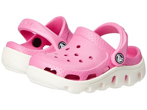 Crocs Kids Duet Sport Clog (Toddler/Little Kid)