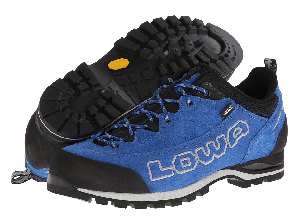 Lowa Laurin GTX Lo Blue Mens Shoes