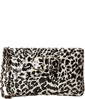 LOVE Moschino - Printed Chain Strap Quilted Crossbody
