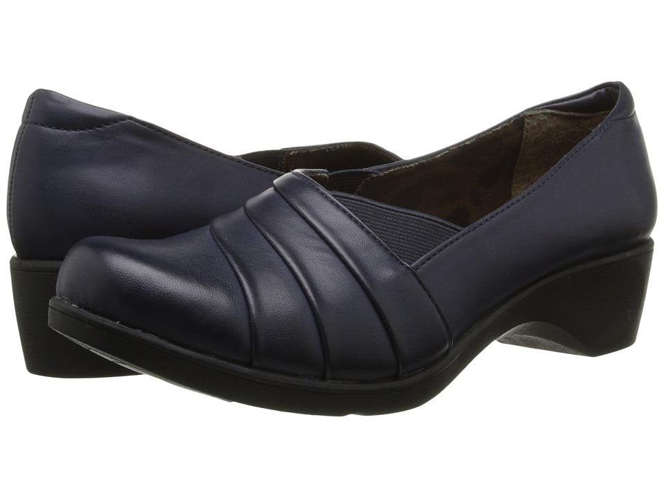 Soft Style Kambra Navy Burnished Womens Shoes