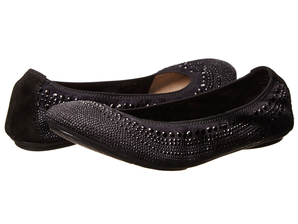 Hush Puppies - Chaste Ballet (Black Stud) Women