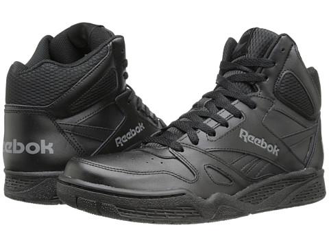 black reebok high tops