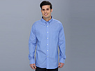 Wrinkle Resistant Anchor Stripe Button Down Shirt