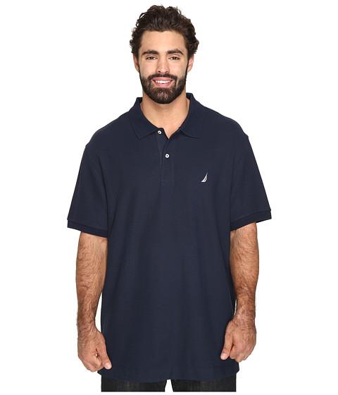 Nautica Big & Tall Big & Tall Anchor Solid Deck Shirt