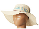 Sperry Top-Sider - Sarape Floppy Hat (Natural) - Hats