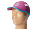 Sperry Top-Sider - Pop Stitch Mesh Cap w/ Reflective Logo (Festival Fuchsia) - Hats
