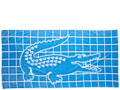 Lacoste - Pool Beach Towel (Blue) - Home