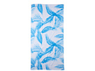 Lacoste - Zephyr Beach Towel (Sky) - Home