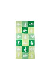 Lacoste - Crocodomino Beach Towel